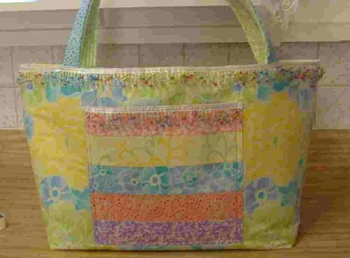 Alex fav fabric tote